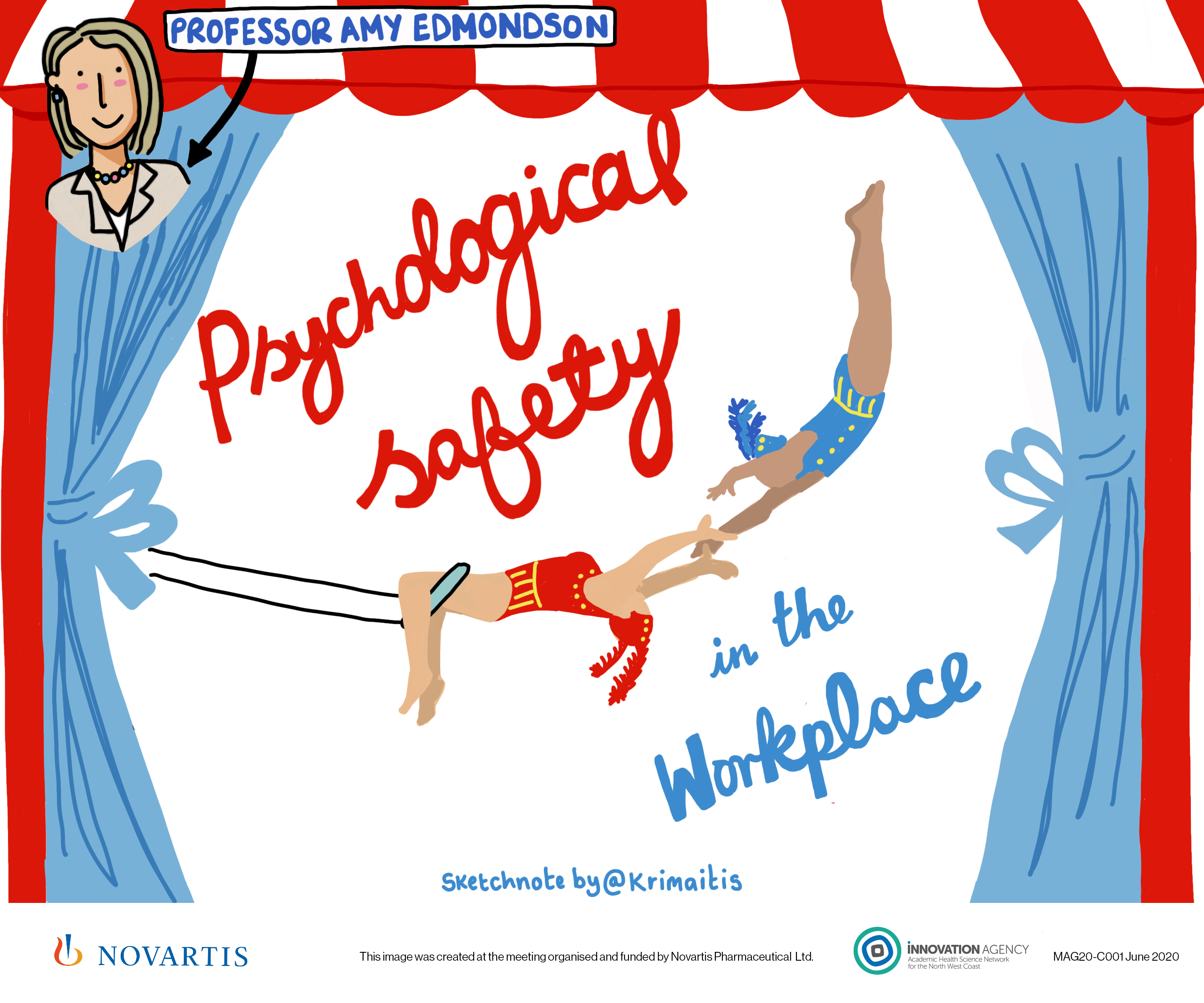 Psychological safety in the workplace