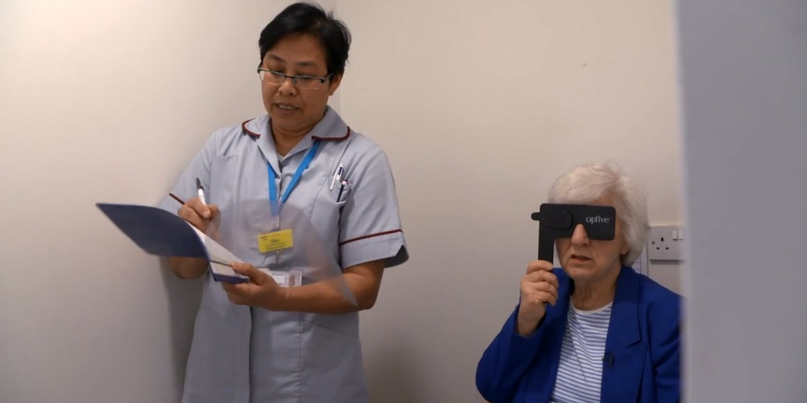 Ophthalmology, joint working, NHS