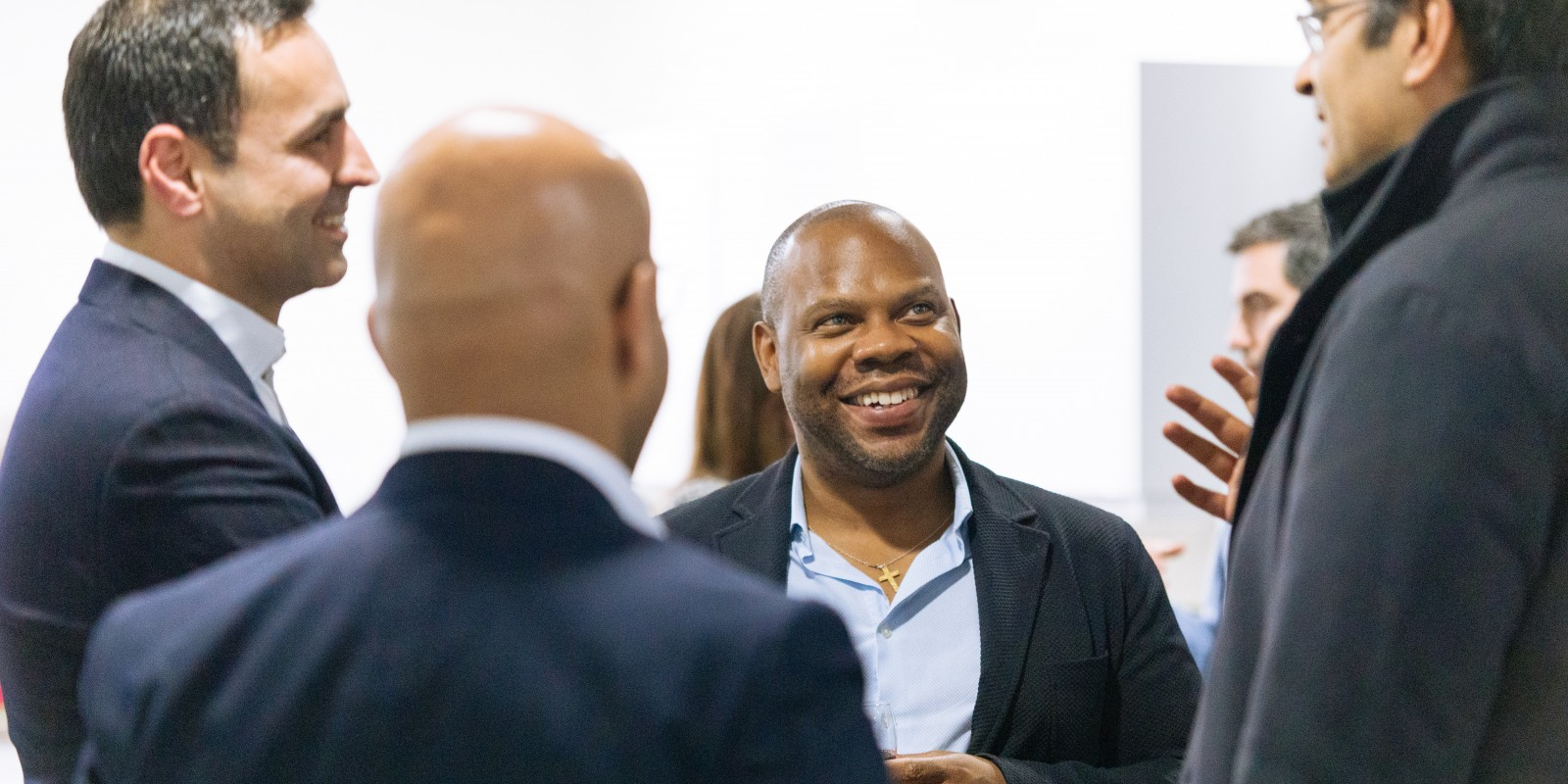 Wayra Health Hub Launch Networking