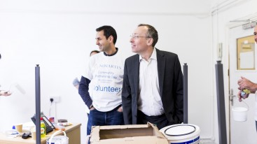 Novartis - Community Partnership 2019